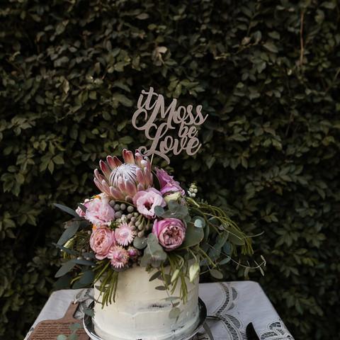 The Moss's Cake