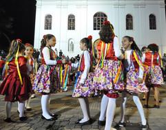 Dança de Fitas