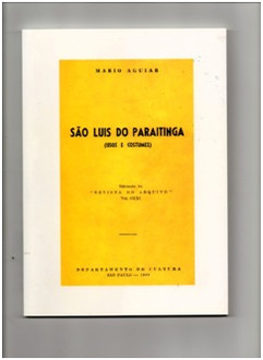 Livro - São Luiz do Paraitinga