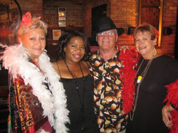 The Retro Party I threw at O'Hara's with my biggest fans