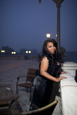 APRIL 20-21_ COCO ROUZIER, FUNKY, SWINGING JAZZ SINGER____This soulful songstress has been pouring o