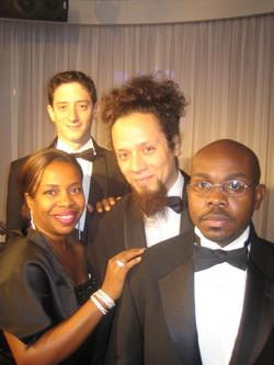 The old Quartet featuring my drummer from Detroit, Noel Paris, Raphael DuCasse from Paris, France an