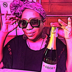 Can a Soul Sistah get her own Champagne