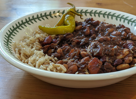 Charlotte's Tasty 5 Bean Chilli