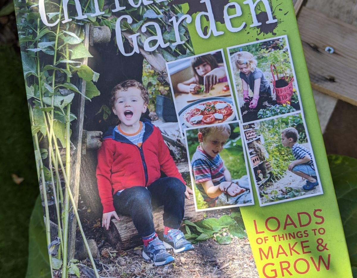 The Children's Garden Book by Matthew Ap