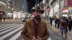 Nick Knowles In Japan