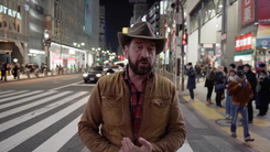 Nick Knowles In Japan