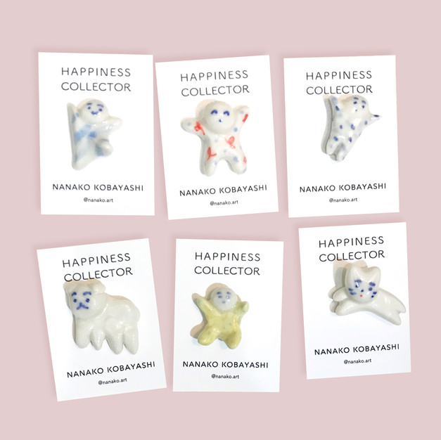 Happiness collector