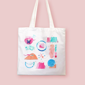 Happiness collect bag