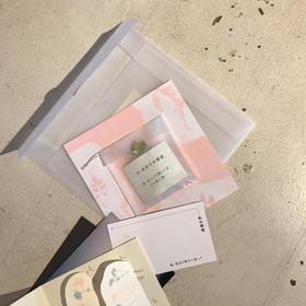 手紙の中の風景 at gift_lab
