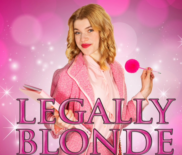 RCS - Legally Blonde Fringe