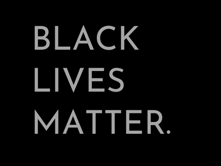 Anti-Racism and Black Lives Matter Resources