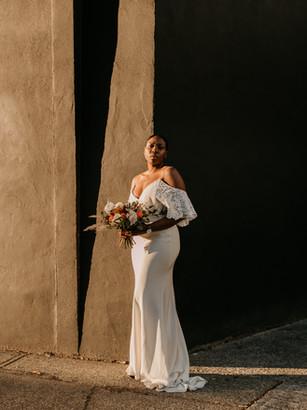 Love Story | Urban bridal portraits