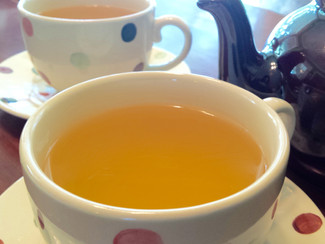 Ginger-Lime Tea