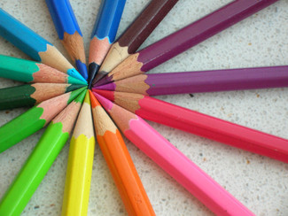 Coloring Is All Grown Up: The Stress Relieving Benefits of Coloring