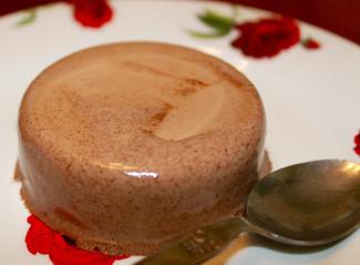 Dark Chocolate Panna Cotta (Dairy-Free)