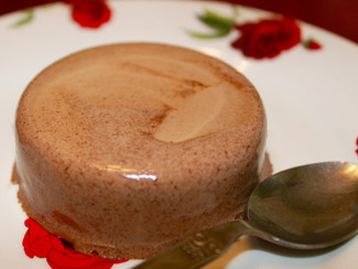 Dark Chocolate Panna Cotta (Dairy-Free)