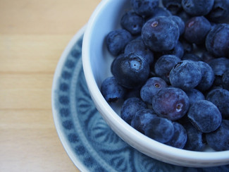 Ingredient of the Month: Blueberries