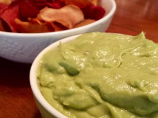 Garlic Avocado Dip