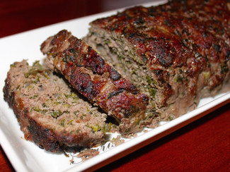 Spinach Meatloaf (Paleo, AIP)