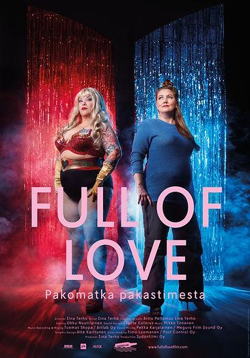 Full of Love elokuvajuliste
