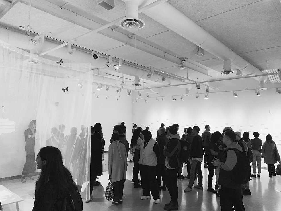 Canned Foreign, 2019, Exhibition Closing Reception