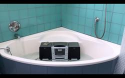 Pictured: Chopin's Bath (2019), Jessica Girard.