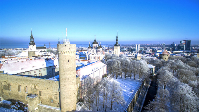 Tallinn in Winters