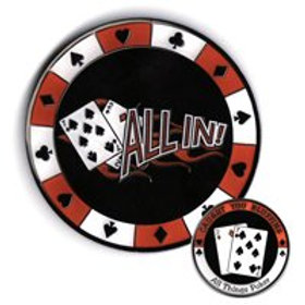 ALL IN! Card Guard