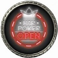 KTPL Card Guard - Bar Poker Open Logo