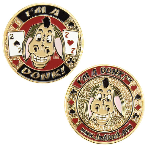 I'm A Donk! Card Guard