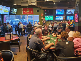 Eddy's Bar & Grill: Poker 3 Days A Week!