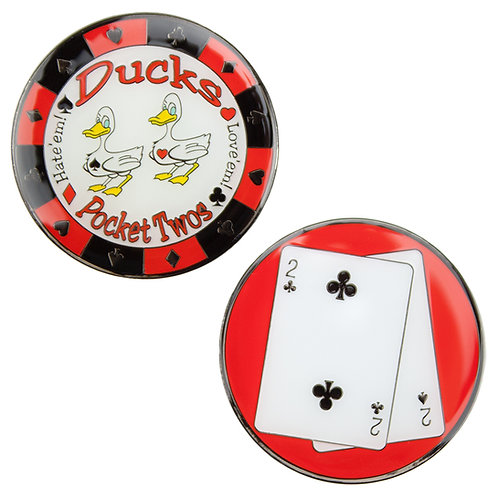 Ducks (Pocket Twos) Card Guard