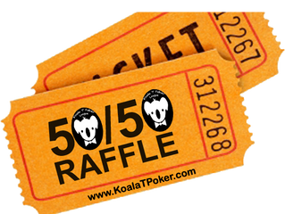 50/50 Raffles at Sports Page Lounge and now at Eddy's Bar!