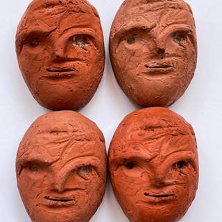 Spirit Stones Red No.4