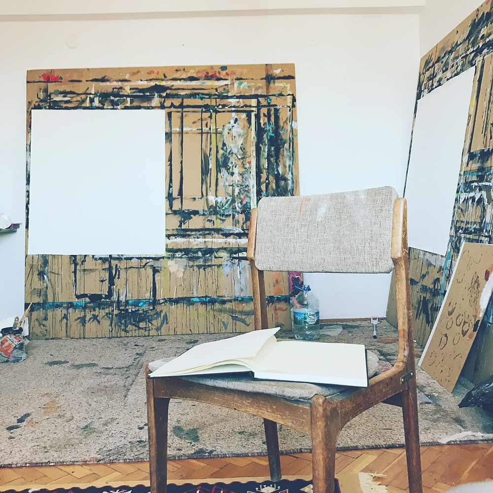 Artist Studio of Mark M. Mellon