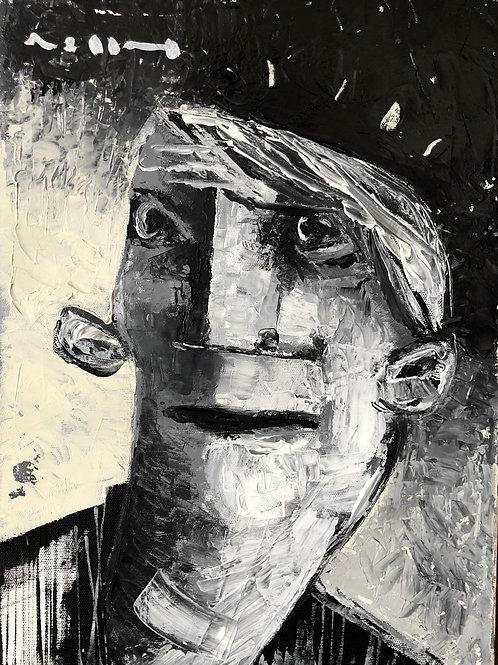 """MUTATIO: """"A Sudden Surprise"""" ~ Original Oil on Canvas"""