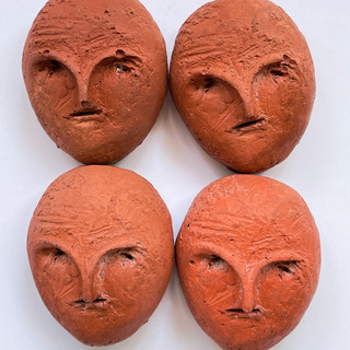 Spirit Stones Red No.3