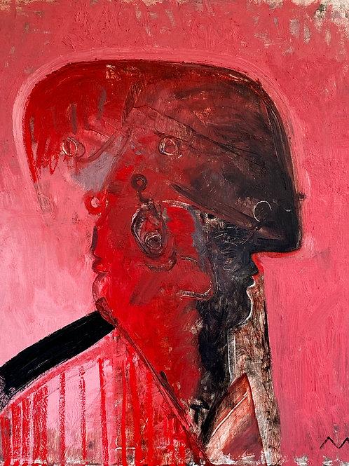 "MAYA: ""Movements"" ~ Original Oil on Canvas"
