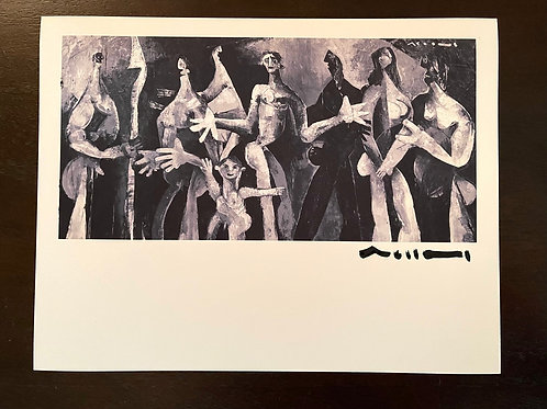 Limited Edition Giclee: MUTATIO: Debate at The Crossing (SERIES ONE)