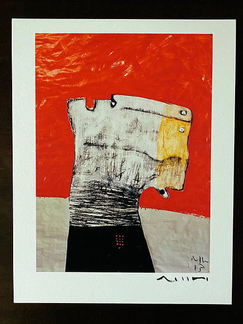 Limited Edition Giclee: GIGANTES NO.9 (SERIES ONE)
