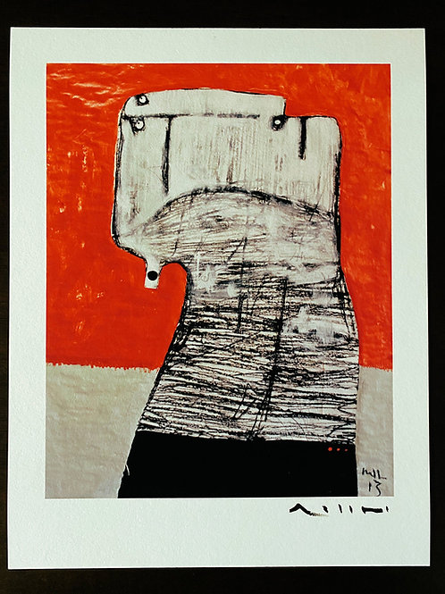 Limited Edition Giclee: GIGANTES NO.8 (SERIES ONE)