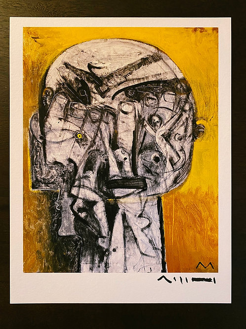 Limited Edition Giclee: MAYA: Disorder of Fear (SERIES ONE)