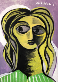 """Woman in Yellow"""
