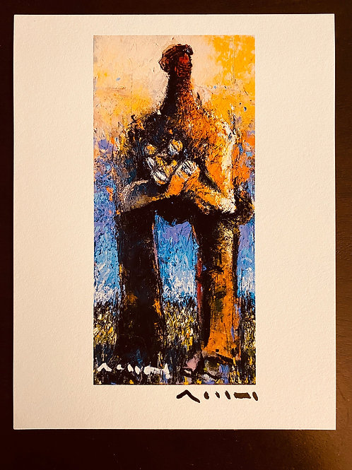Limited Edition Giclee: MUTATIO: Patience No.2(SERIES ONE)