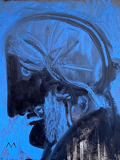 "MAYA: ""Truths"" ~ Original Oil on Canvas"