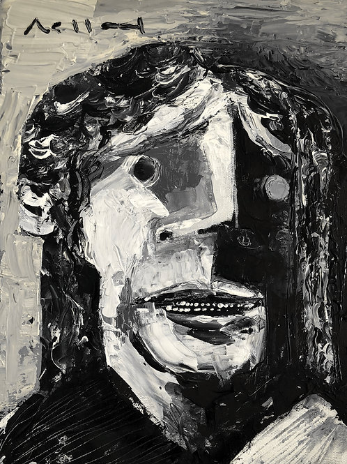 "MUTATIO: ""Broken Silence"" ~ Original Oil on Canvas"