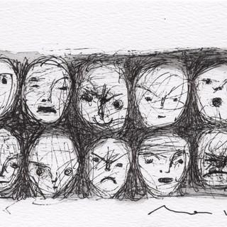 Expression Wall No.1