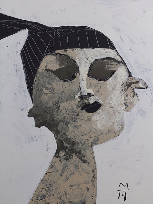 Limited Edition Giclee: ANIMUS NO.57 (SERIES TWO)