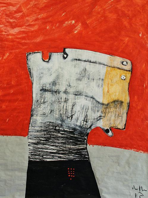 GIGANTES No.9  ~ Downloadable Art Print